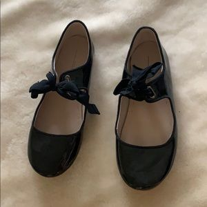 🎋3/$25🎋 ZARA MARY JANE SHOES